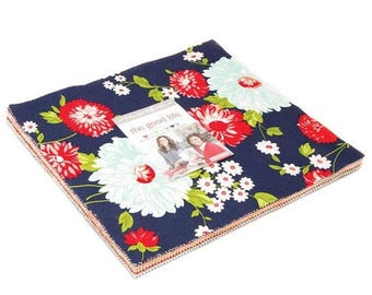 SALE The Good Life Fabric - Layer Cake - Moda - Bonnie and Camille