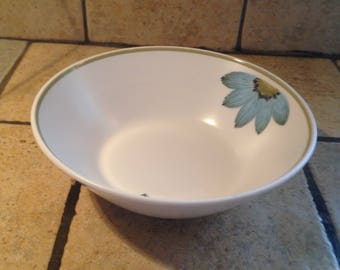 Blue Daisy Progression Cereal Bowl by Nortake