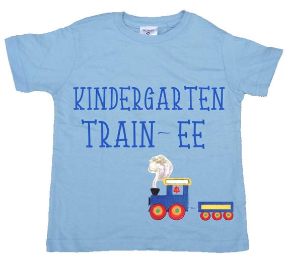 Back To School Boy T Shirt Kindergarten Tee Shirts 1st Grade