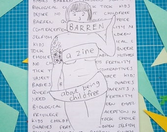 Barren: a zine about being childfree