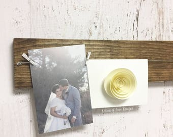 Wedding Gift, Wedding Signs, Wedding Display, Display Board, Wedding Decorations Decor Rustic Wedding Decor Signs, Wedding Photo Display Art