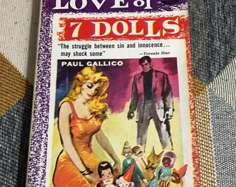 Vintage 1954 Love of 7 Dolls Paperback Rare