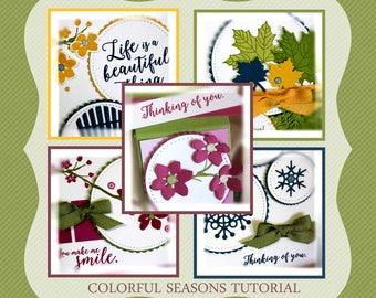 Stampin' Up Colorful Seasons Tutorial
