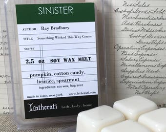 Sinister Soy Wax Melts