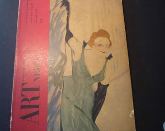 Art News November 1950 - First Edition Great collection of articles and photos 1950s