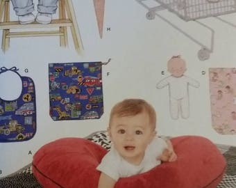Baby Pads Pillows n Birp pads --  UNCUT Patterns  -- 20-70% off SALE throughout our Shop