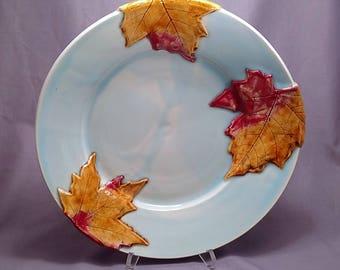 Large Serving Platter, Large Pottery Platter, Large Platter, Serving Platter, Ready To Ship