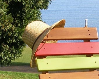 Summer Chair - Beach Chair - Garden Chair - Patio Chair - 12 colors to select - Handcrafted Quality from Laughing Creek