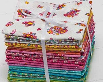 Frolic by Melly and Me - Pre-Order - Fat Quarter Bundle