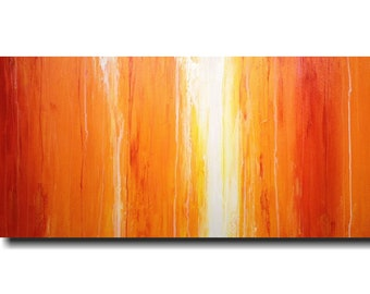 Art painting Jmjartstudio Original Painting 24 X 48 Inches -------Forseen  -----