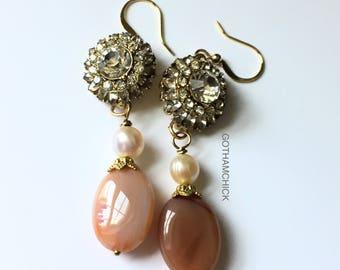 Choco Sparkle Earrings