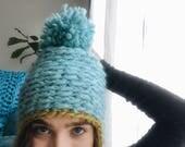 Pom Pom Flappy Ear Thingy- hand crocheted by haley lu