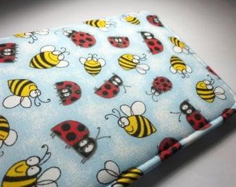 Ladybug Bee kindle paperwhite kindle hardcover kindle cover kindle case kobo case kindle fire case kobo glo cover nook case nook glowlight