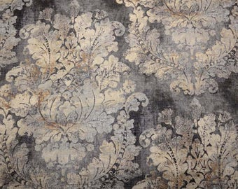 Firenza Cindersmoke Covington Fabric