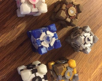 Mini Custom Companion Cube