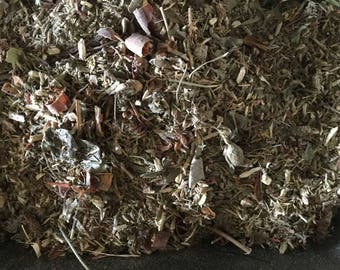 Exorcism Herbal Blend Wicca Pagan Spirituality Religion Ceremonies Hoodoo Metaphysical MaidenMotherCrone