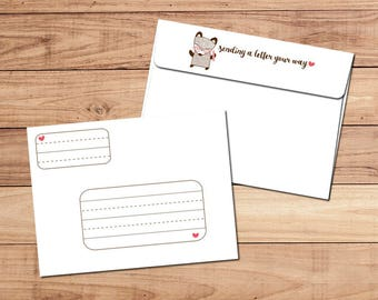 Envelope Pack - Letter To You