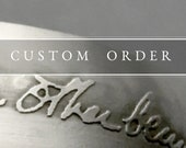 Custom Cuff for Charles
