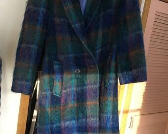 Vintage Mohair Women's coat