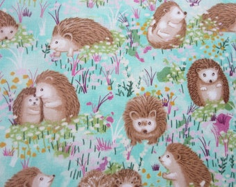 Turquoise Hedgehogs - 120-13741  - Paintbrush Studio