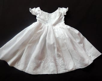 Vintage Ayrshire Dress for Baby or Child EXQUISITE