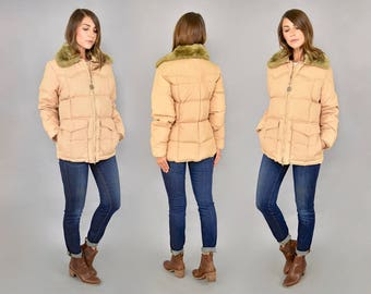 70's Puffer Down Jacket