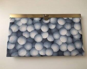 Golf Diva Wallet, checkbook- DC