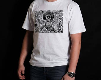 Day of the Dead El Asesino T-Shirt