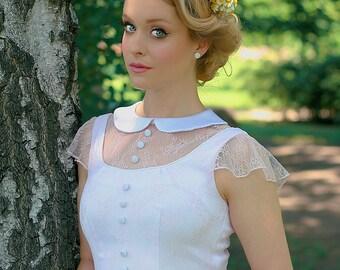 Rita wedding dress By TiCCi Rockabilly Clothing