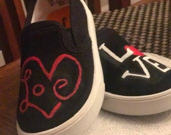 Customized VALENTINES SHOES