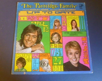 The Partridge Family Up To Date Vinyl Record LP 6059 Bell Records 1971