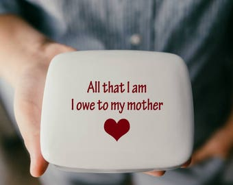 Mothers-Day-Gift-from-Daughter   Jewelery Box   Mothers-Day-Gift   Gift From Daughter   Gift from Son   handmade in my Charleston, SC studio