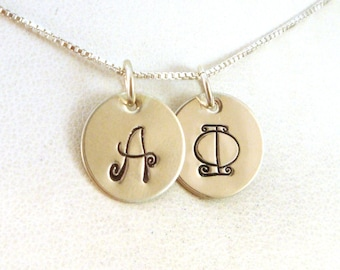 Alpha Phi Whimsical Charm Necklace - Official Licensed Product - APhi Necklace - Big Little Sorority