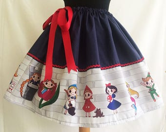 Fairy Tale Skirt By Rooby lane, FREE SIZE