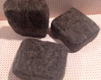 Felted Neem Soap