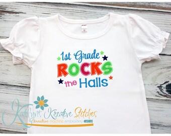 1st Grade Rocks the Halls