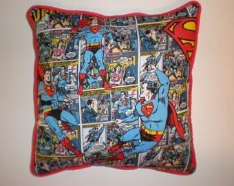 Superman Pillows