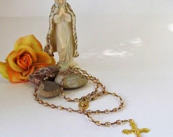 Catholic Rosary Our Lady of Mt. Carmel