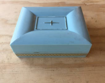 Vintage Watch Case / Bracelet Case / Jewelry Box