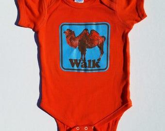 Camel Walk Phish inspired baby one piece romper - little phan