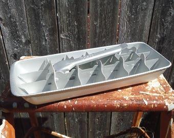 Vintage Sears Aluminum Ice Tray