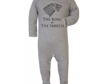 King Of The North Baby Rompa