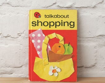 Talkabout Shopping Ladybird Book