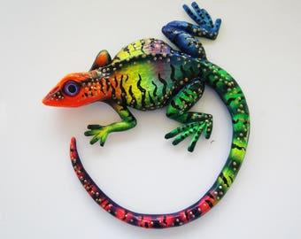 Gecko Wall Art Gecko Wall Art  Etsy