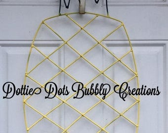 Pineapple Wreath Wire Form