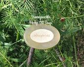 Honeysuckle Hemp Oil Soap - Homemade Soaps - Honeysuckle - Hemp - All Natural Soaps - Elusive Wolf