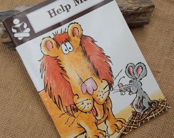 "The Story Box Book ""Help Me"" Level 2 Reading Copyright 1990"