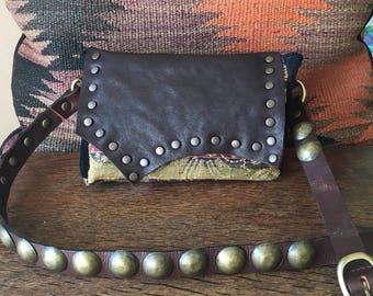 Festival Fanny Pack, Bum Bag, Belt Bag, Bumbag, Patchwork Bag, Waist Bag, Hip Bag, Festival Fanny Pack Women's, Utility Belt, Medicine Bag