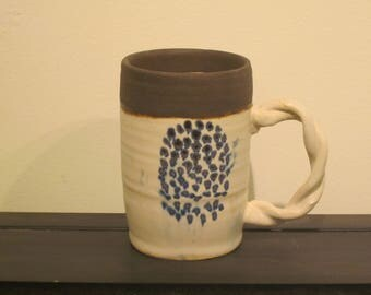 Handmade Decorated Mug