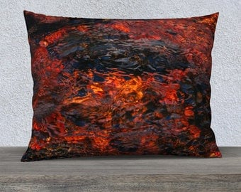Highlight you decor with this beautiful throw pillow